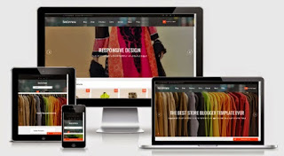 Beta commerce for eCommerce and online shopping template