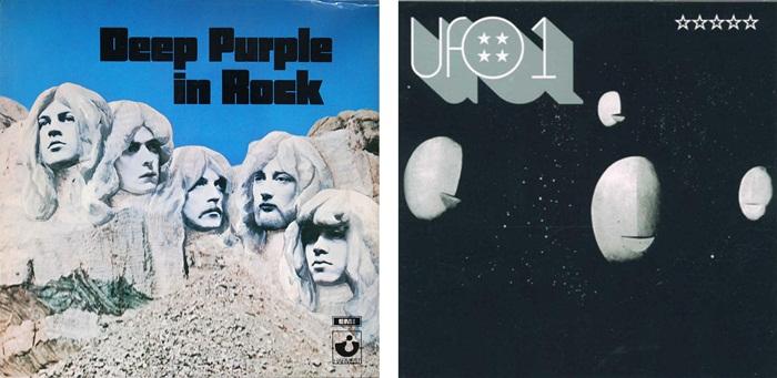In Rock e UFO 1