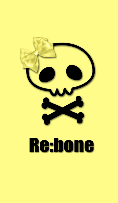 Re:bone yellow color
