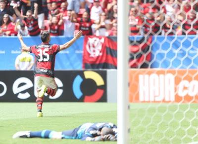 Diego no Flamengo