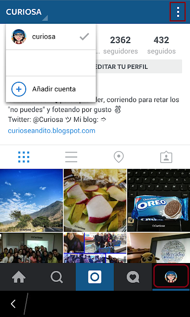 Añadir-cuenta-en-Instagram