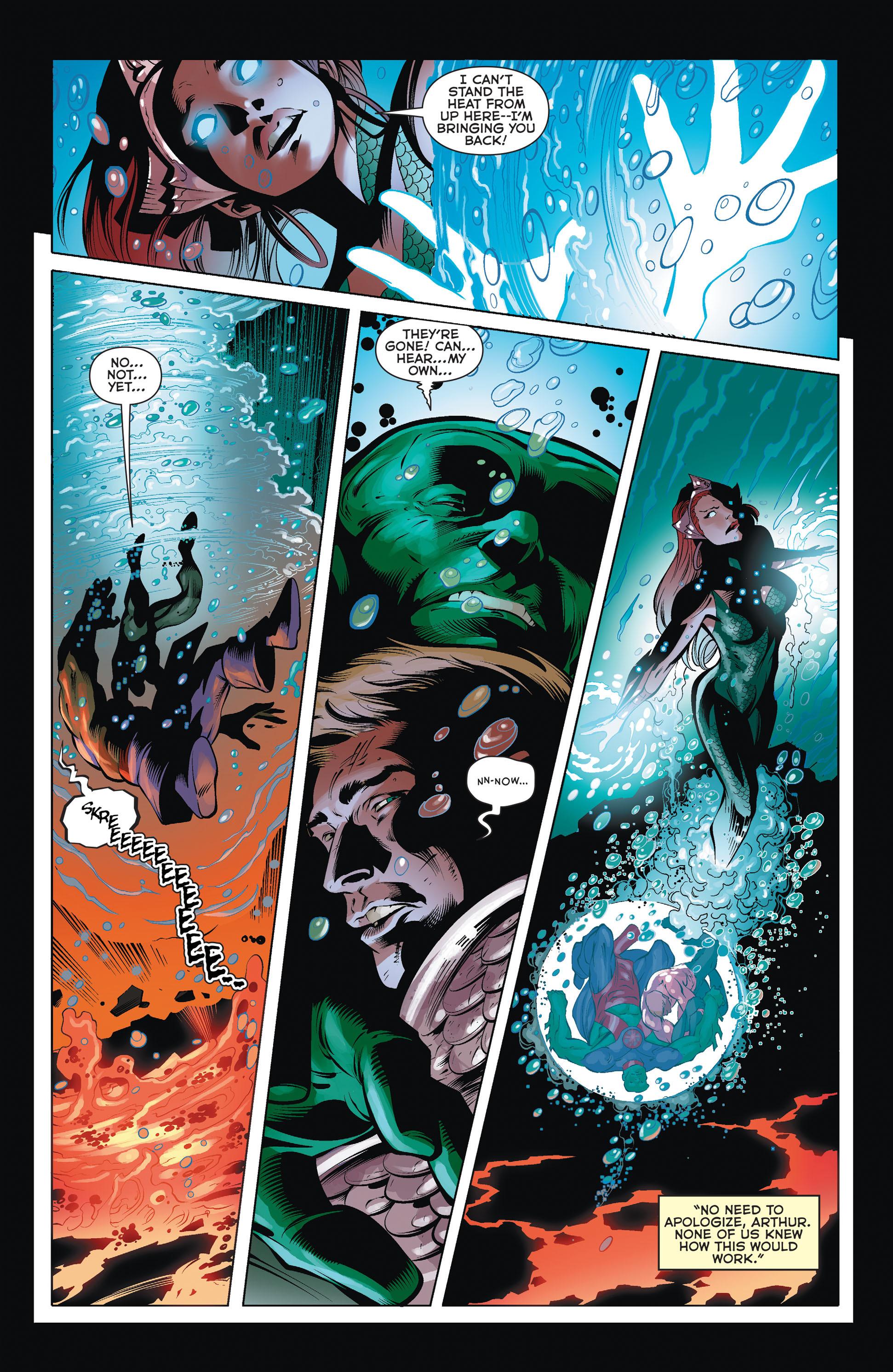 Read online Aquaman (2011) comic -  Issue #36 - 20