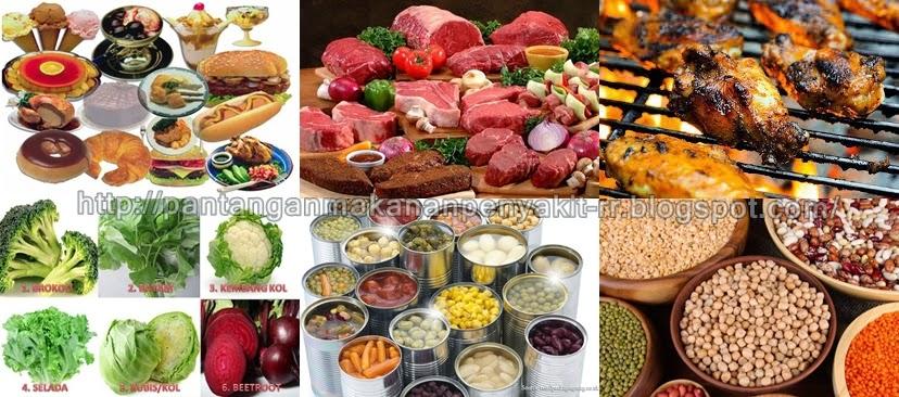 Pantangan Makanan Untuk Penderita Liver
