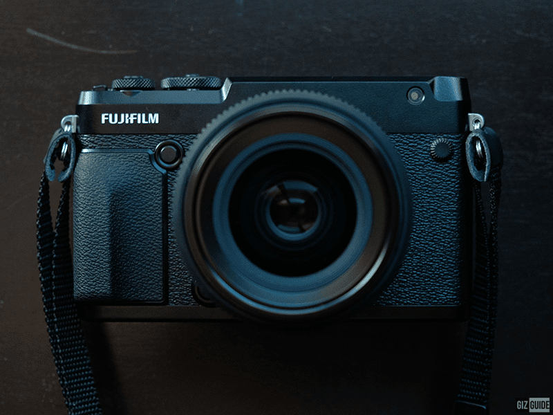 Fujifilm GFX 50R is now available in the Philippines!