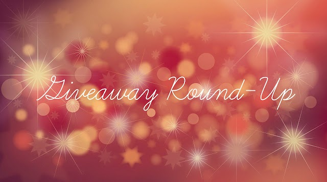 Weekly Giveaway Round Up