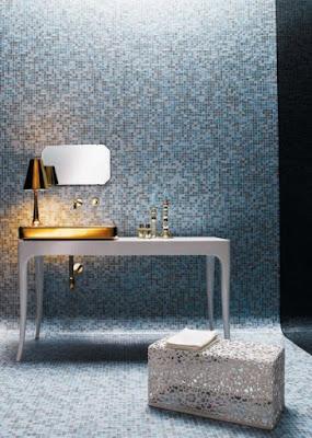 Bathroom Mosaic Design Ideas
