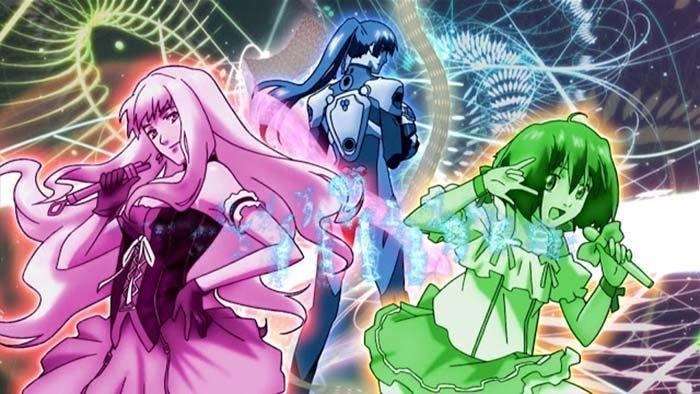 Macross F, Anime terbaik 2010