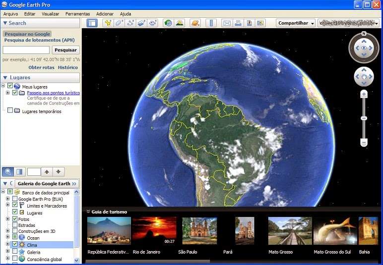 google earth pro grátis download