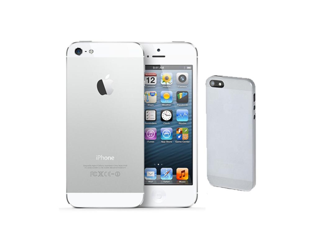 beyaz apple iphone 5 16gb g venli deme darty tr. Black Bedroom Furniture Sets. Home Design Ideas