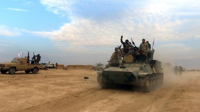 H μάχη κατά του ΙΚ για τη Ράκα θα ξεκινήσει τις επόμενες ημέρες λέει ο Γάλλος ΥΠΑΜ