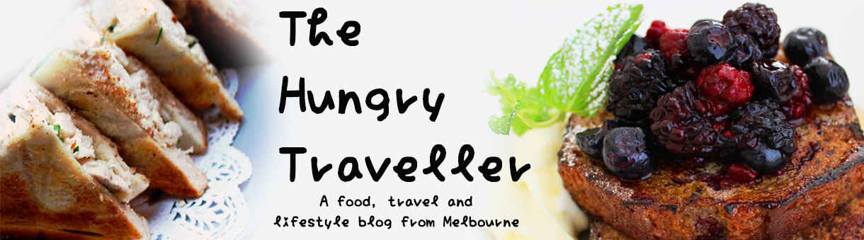 The Hungry Traveller - A Melbourne Food Blog