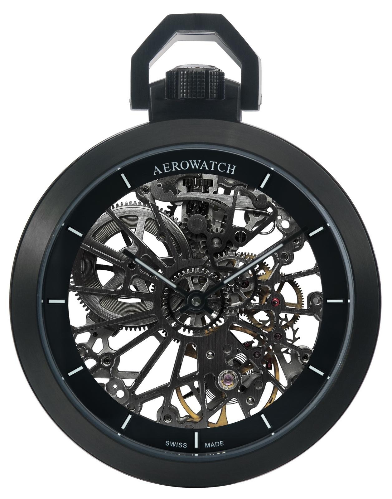 j 39 aime les montres la montre de poche du jour aerowatch cobweb. Black Bedroom Furniture Sets. Home Design Ideas