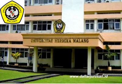 Daftar Fakultas dan Jurusan UNMER Universitas Merdeka Malang