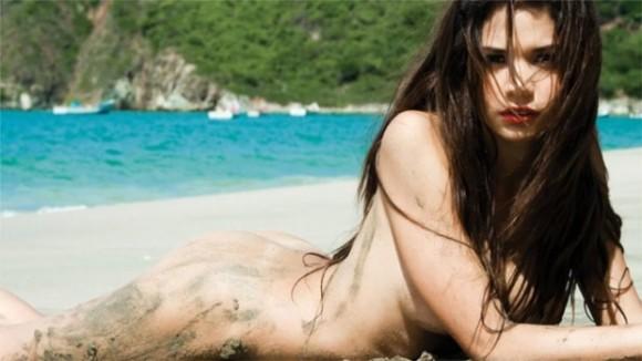 Hot girls Maritzabel Freitas super Venezuela model nude 4