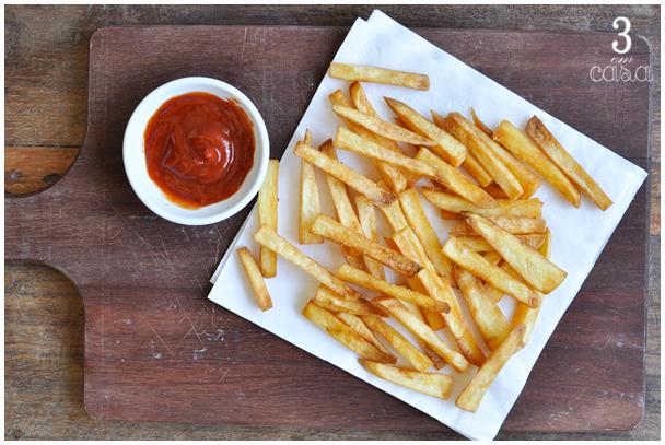 receita de batata frita