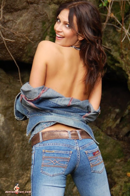 Philipino hot girls in tight jeans improbable!