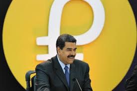 El Petro criptomoneda de Venezuela