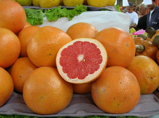 Image: Grapefruit, Pomelo, by Victoria Rachitzky Hoch, on Flickr