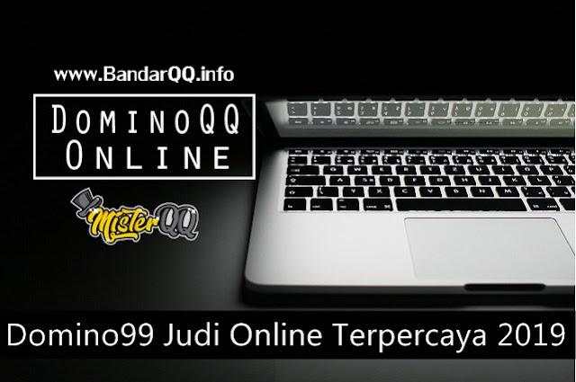 Domino99 Judi Online Terpercaya 2019 | MisterQQ