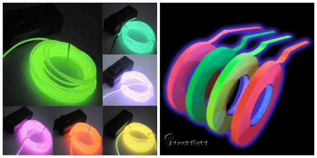 Neon Party Decoration