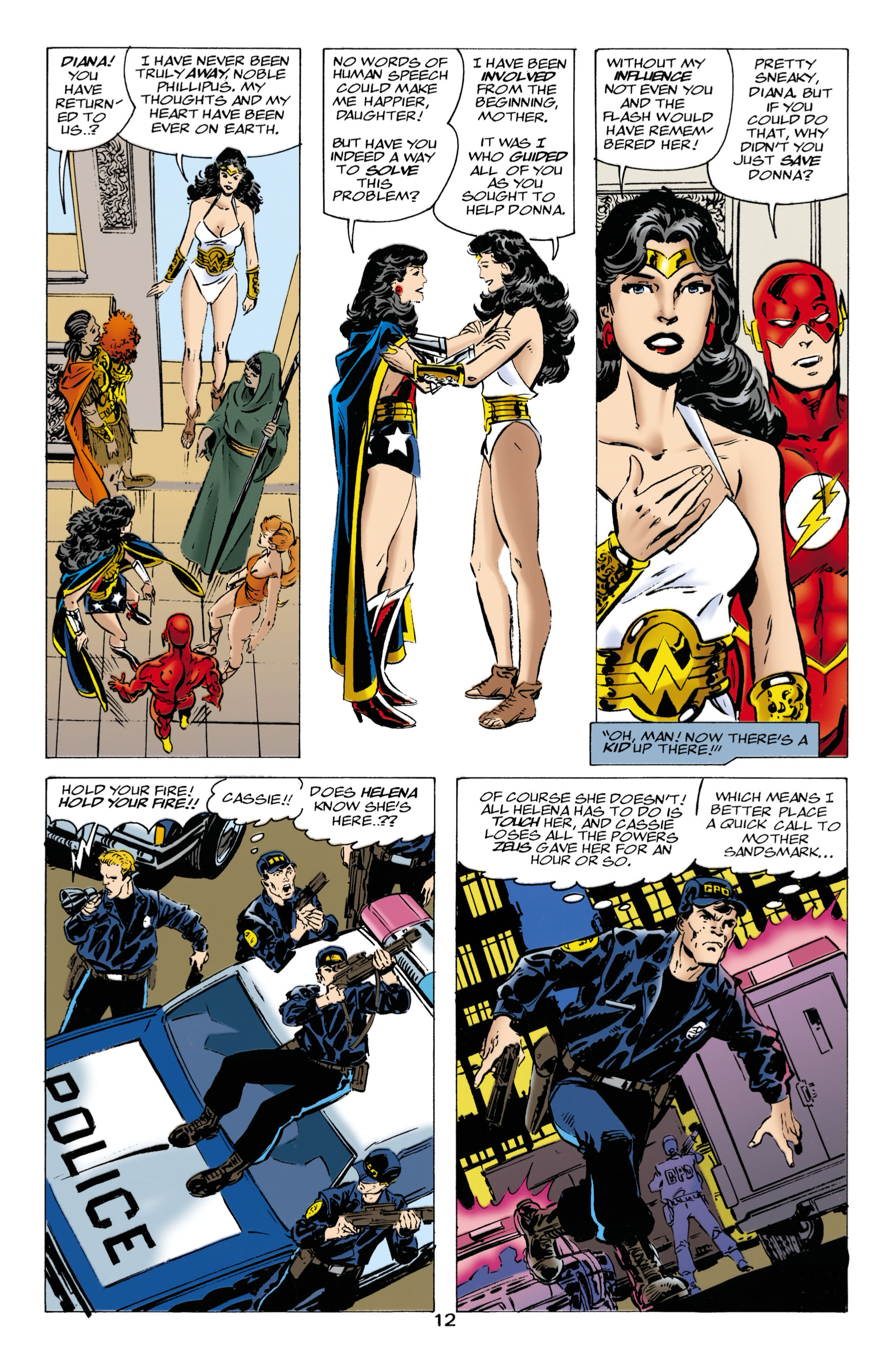 Read online Wonder Woman (1987) comic -  Issue #136 - 13