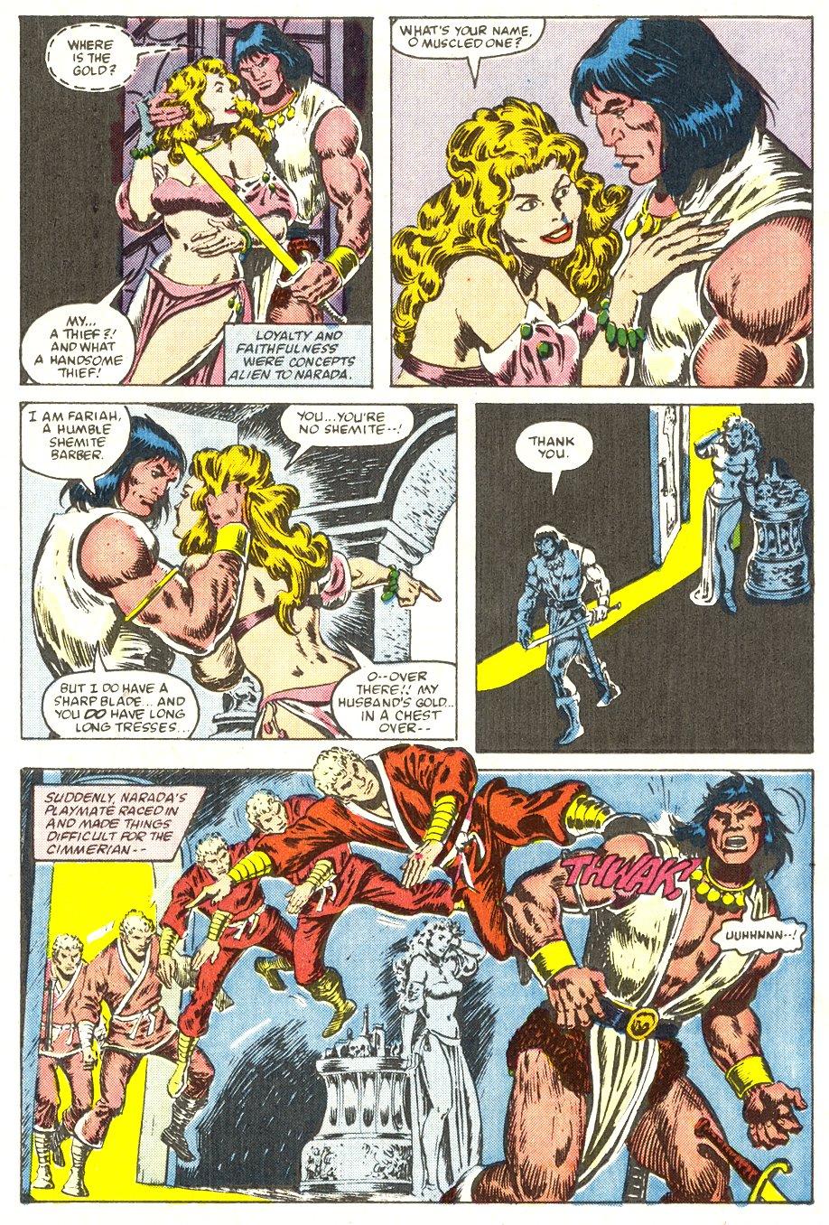 Conan the Barbarian (1970) Annual_11 Page 8