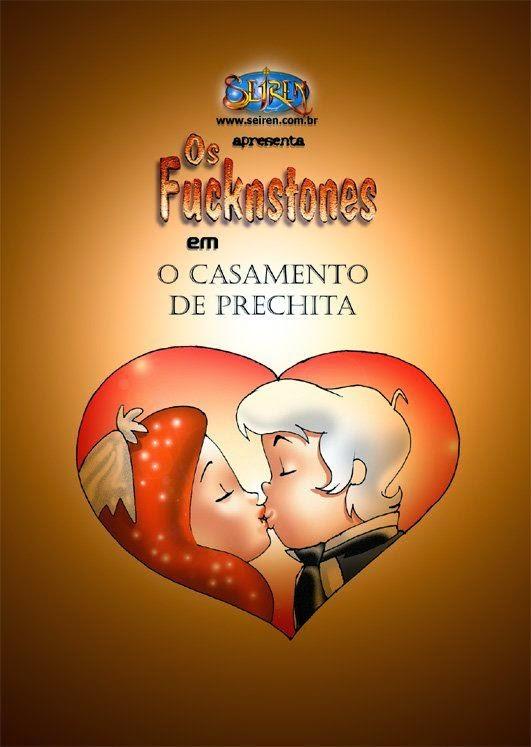 Os Flintstones hentai