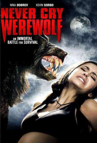 Never Cry Werewolf DVDRip Latino
