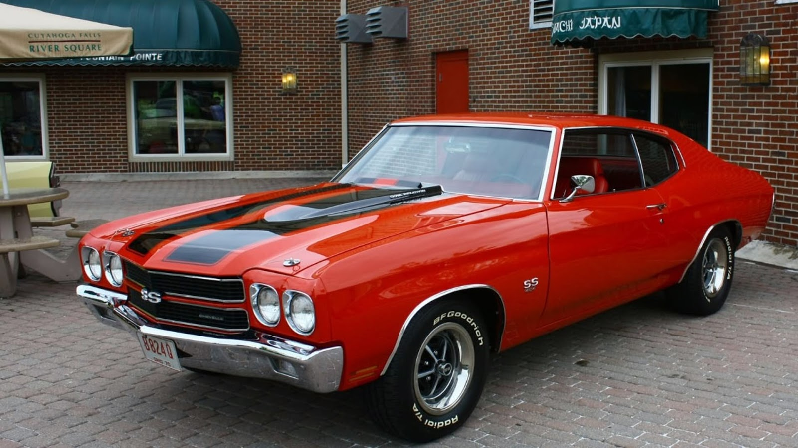 The Best Old Muscle Cars 1970 Chevelle 454 Ss