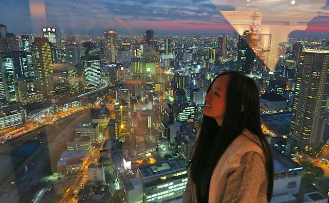 Umeda Sky Building Observatory