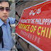 "Netizen removes viral 'province of China' tarp, slams Inquirer: ""Ako ay ordinaryong Pilipino, may karapatan akong i-tama ang mali"""