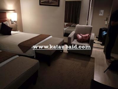 Penginapan TH Hotel Kuala Terengganu Memang Terbaik