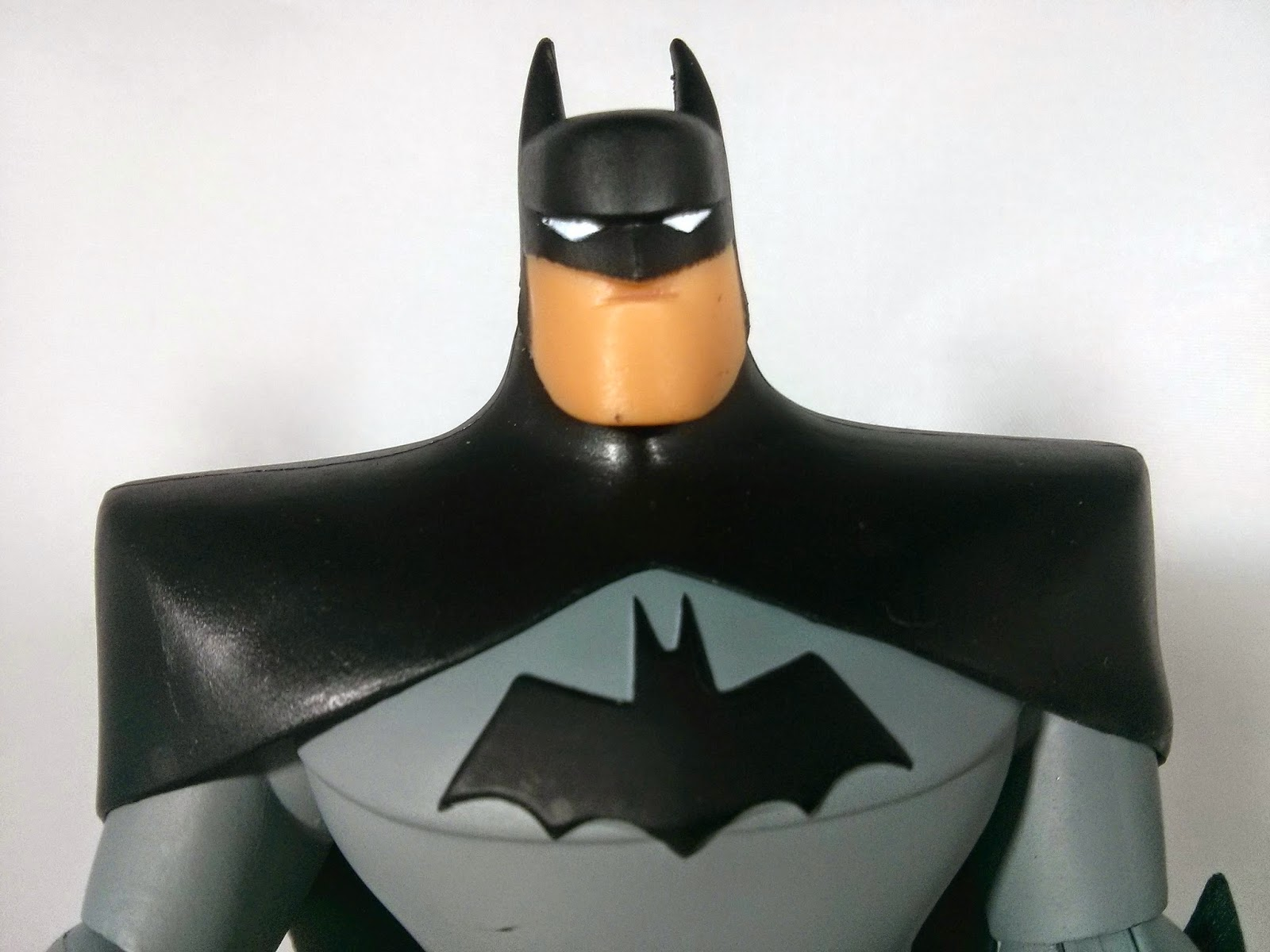 New adventures of batman head dc collectibles