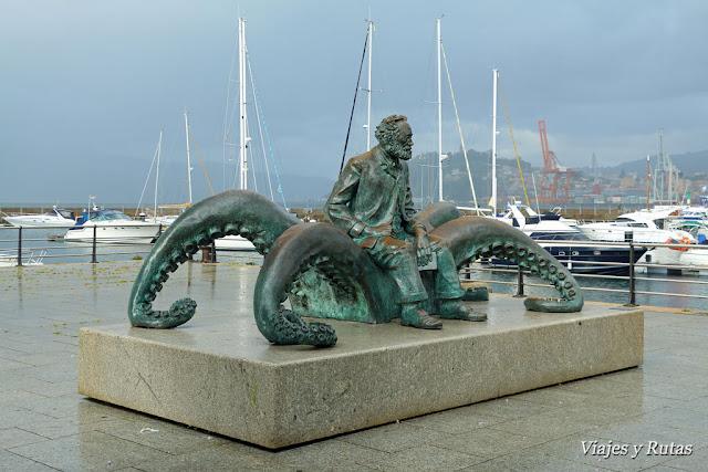 Vigo, Julio verne