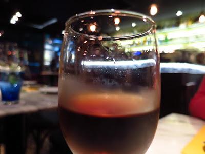 La Tapería, sherry