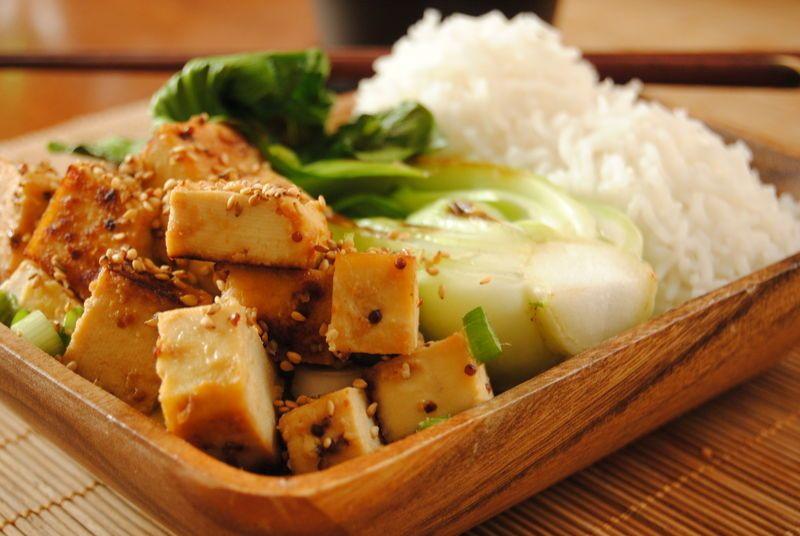 Recette Cuisine Pour Les Nuls Tofu Grille Sauce Miso Miel Dijon