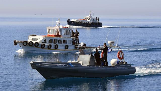 Τέσσερις νεκροί και 15 τραυματίες από σύγκρουση σκαφών στην Αίγινα