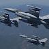 Συνεχίζουν τις προκλήσεις οι Τούρκοι πάνω από το Αιγαίο