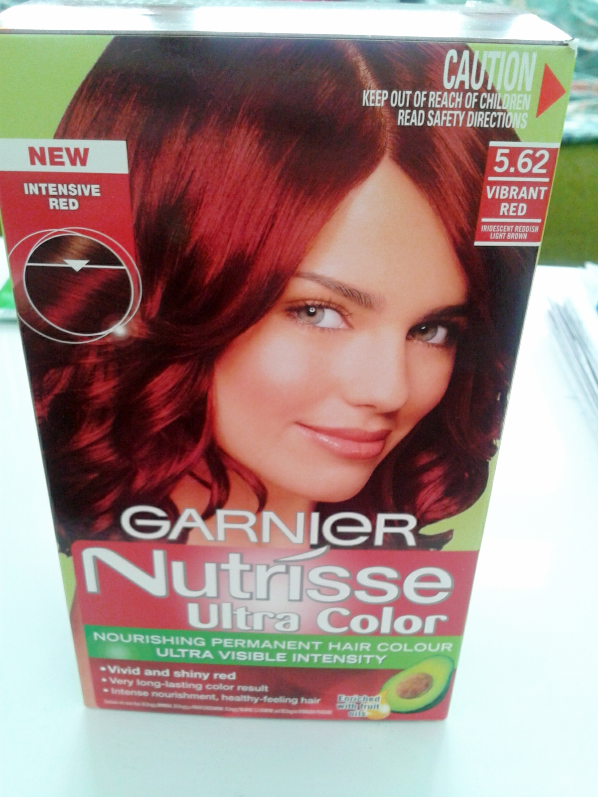 Garnier Nutrisse Ultra Color Mapleclouds