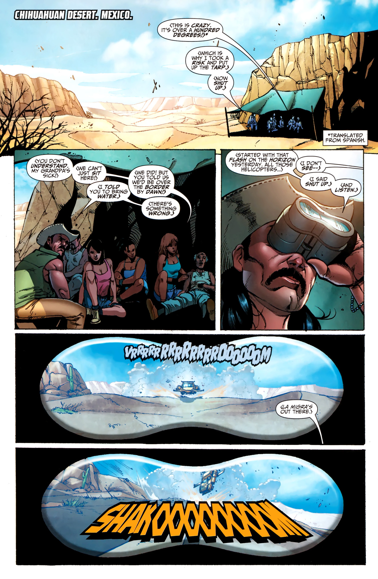 Read online Silver Surfer (2011) comic -  Issue #3 - 3