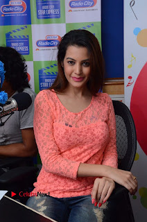 Banthipoola Janaki Team Pictures at Radio City 91.1 FM    ~ Bollywood and South Indian Cinema Actress Exclusive Picture Galleries