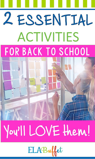 Starting a new school year off on the right foot is important. These simple ideas are the key to classroom management. #classroom #engagement #middleschool #backtoschool #students #socialcontract #classroomhacks #classroommanagement