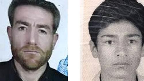 دو کولبر کرد توسط نیروهای سرکوبگر رژیم کشته شدند