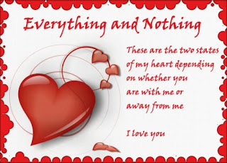 Pictures of I love you quotes  for valentines day