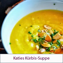 Katies Kürbis-Suppe