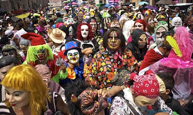 desfile de los locos 2017