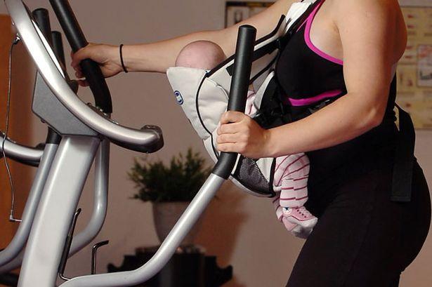 Giảm cân sau sinh nhanh và an toàn