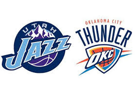NBA : Thunder, Jazz odds and lines
