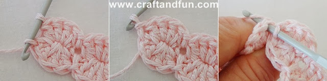 Riciclo Creativo Craft And Fun Crochet Neonati Fascia Per