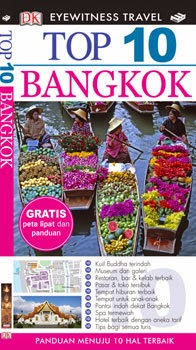 Seri Eyewitness Travel Top 10  Top 10 Bangkok